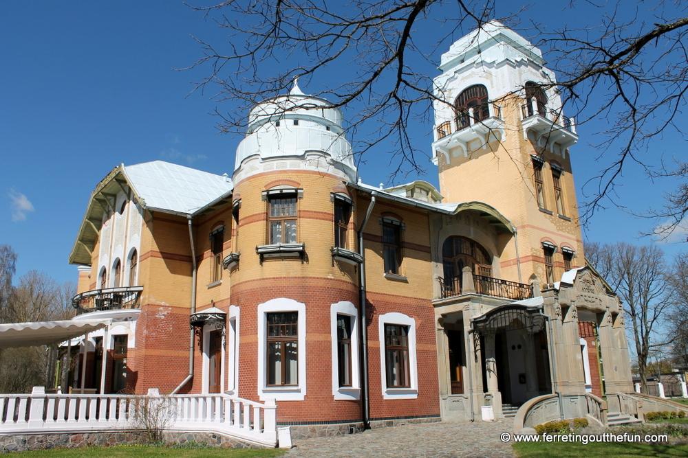 Ammende Villa Parnu