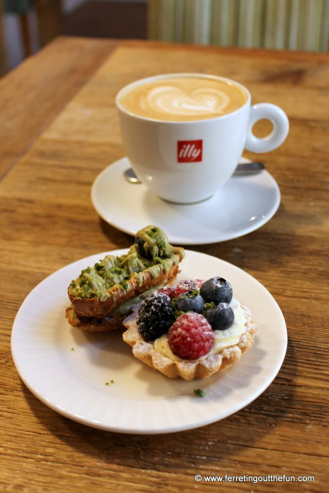 Best Cafes Riga Latvia