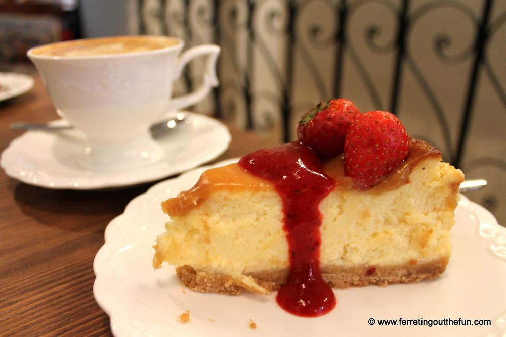 mon amour riga cheesecake