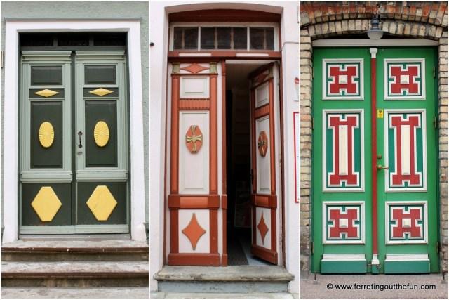 Parnu doors
