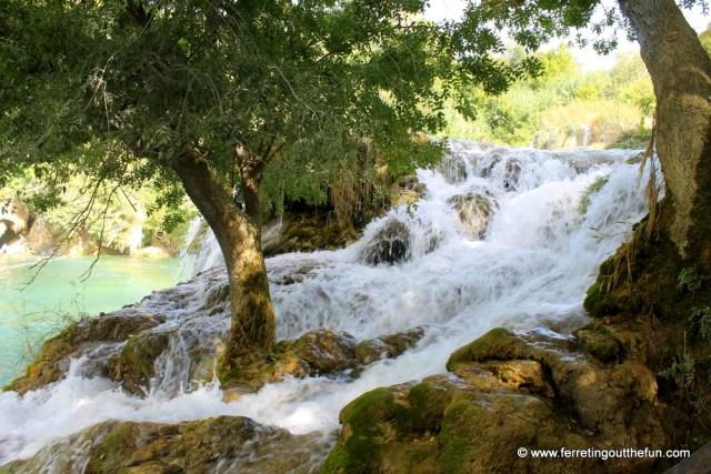 Skradinski Buk Waterfall Croatia