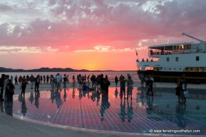 Soaking up Culture and Sunsets in Zadar, Croatia