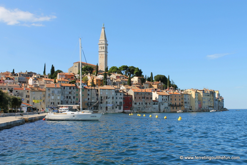 Three Days in Romantic Rovinj, Croatia