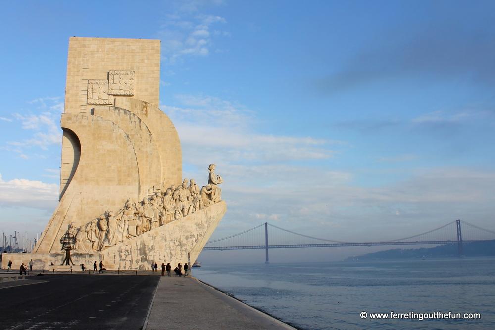 Discoveries Monument Lisbon