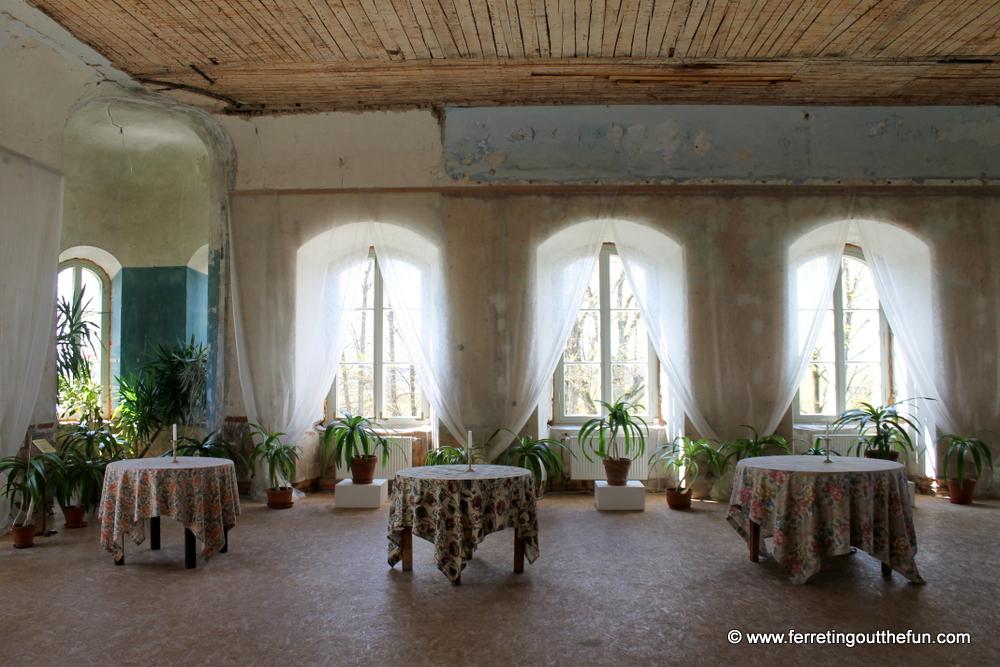 Krustpils Castle Restoration