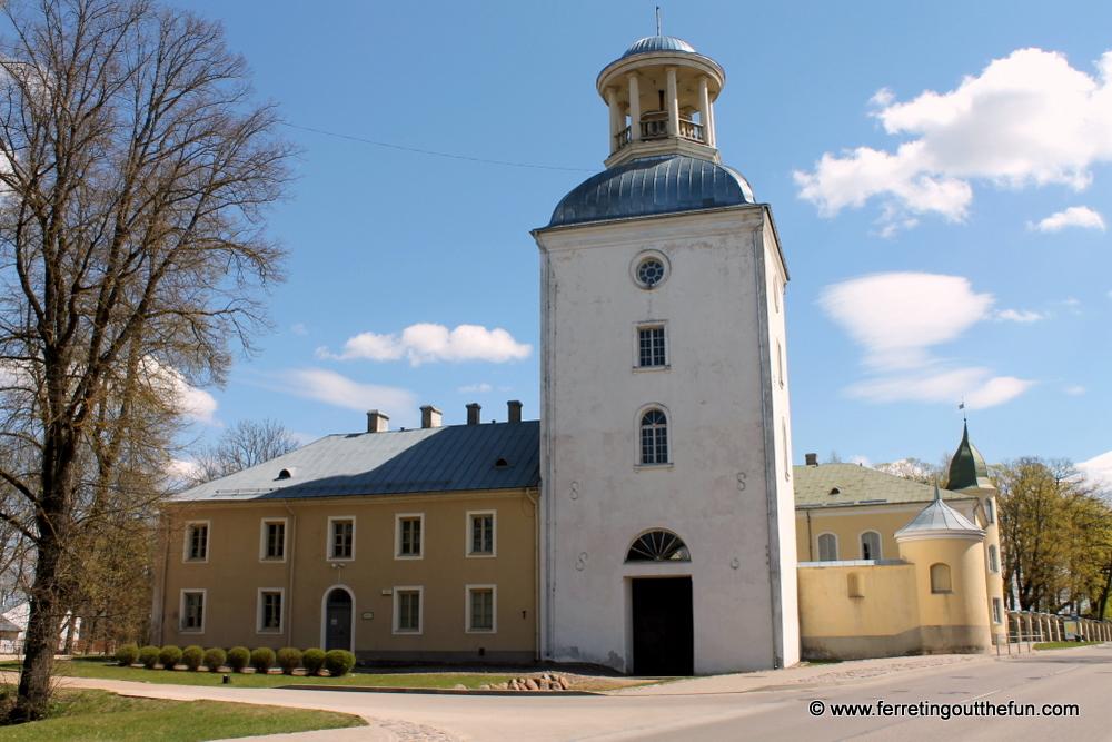 Krustpils Castle Latvia