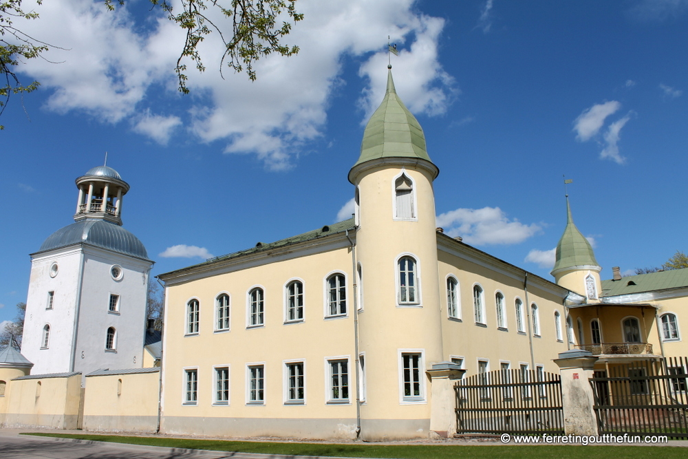 On the UNESCO Trail in Jekabpils, Latvia
