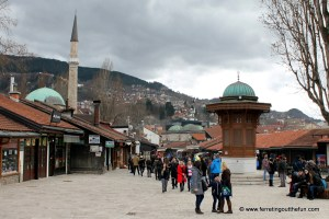 Surprising Sarajevo: Three Days in the Bosnian Capital