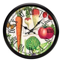 Kitchen Clocks Remodeling Lancaster Pa Michel Design Works Clock Vegetable Kingdom