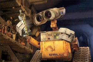 Wall-E wins Oscar