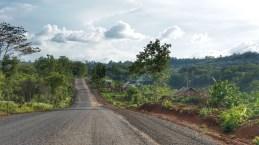 Unterwegs im Dschungel in der Provinz Mondulkiri