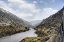 Unterwegs zwischen Ahvaz und Tehran