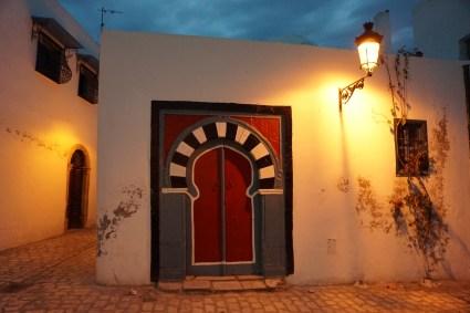 Erkundung von Tunis' Casbah