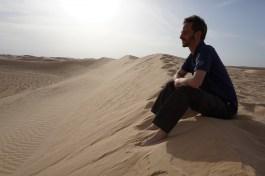 Ausflug von Touggourt in die Sahara