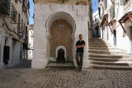 In der Casbah (Altstadt)