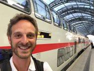 Ankunft in Dresden –wieder daheim!