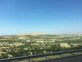 Angekommen in der Türkei (hier unterwegs bei Şanlıurfa)