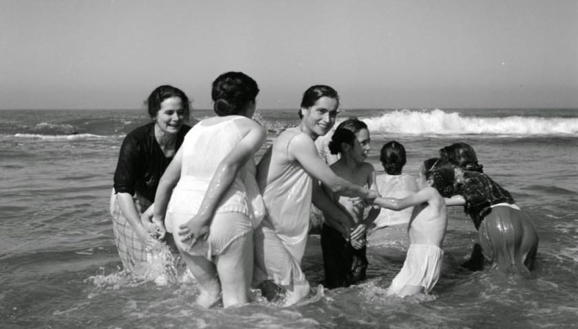foto de mulheres de mar