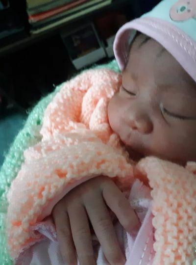 bebe boliviana