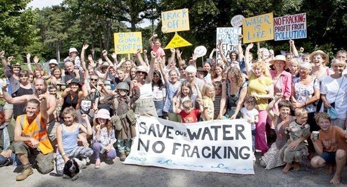 Fracking Linked To Lower Fertility