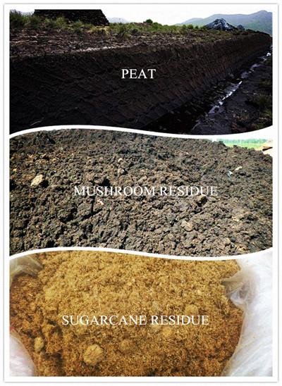 application of organic fertilizer dedicated granulator