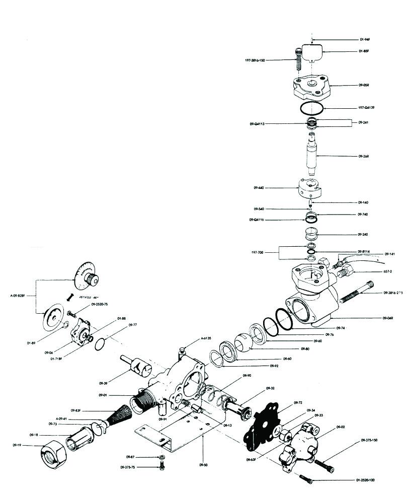 B-9500 METER MATIC-1 1/4