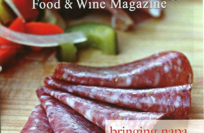 Fervent Foodie - Epicurean Charlotte cover
