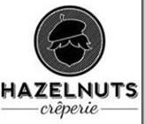 hazelnuts creperie logo