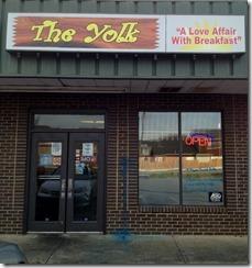 the yolk