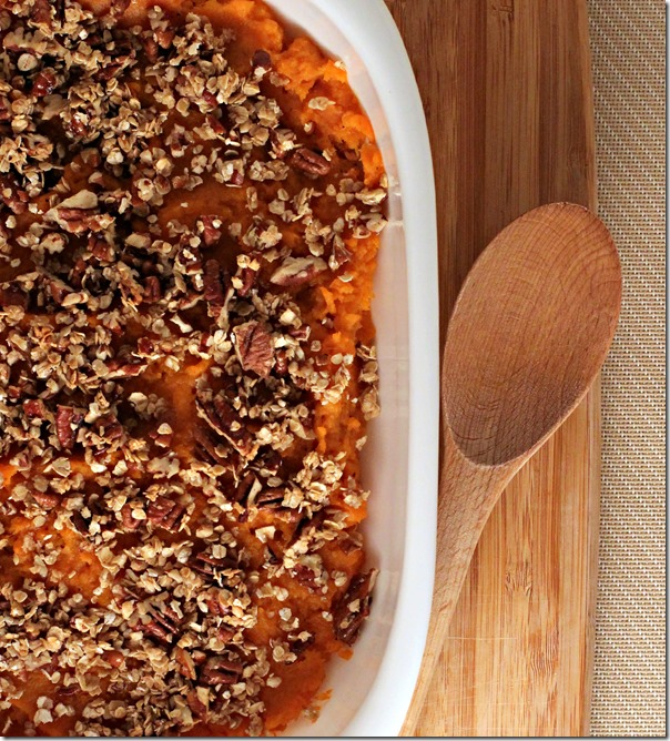 Healthy Sweet Potato Casserole (1)