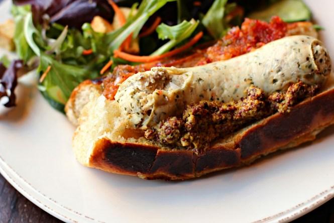 Seafood Sausage