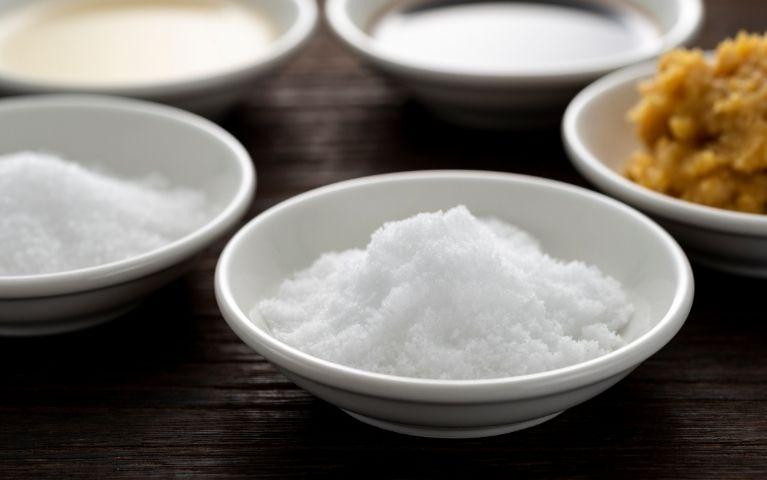 Diverse Tipologie di Zucchero