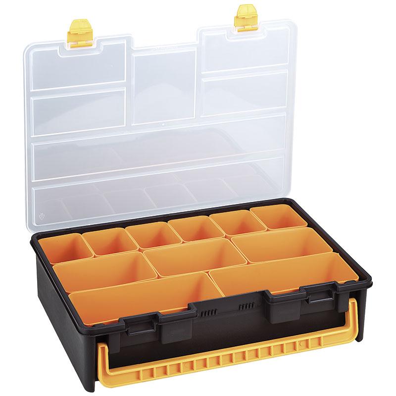 VALIGETTA PORTA MINUTERIA  C371  Contenitori in plastica  Arredamento carrelli e serie di