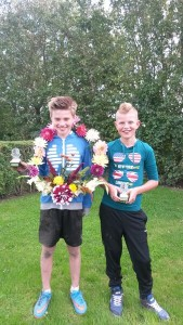 oudste jeugd winnaars slotpartij 05-09-2015