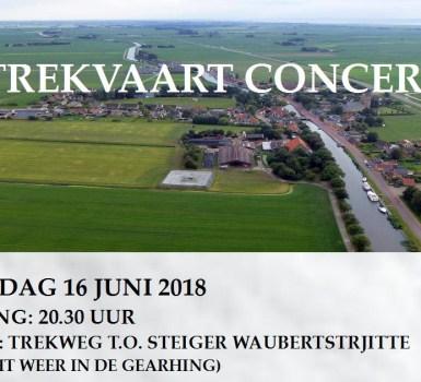 Trekvaart concert Parrega