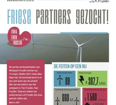 Friese partners gezocht