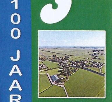 Start 100-jarig jubileum 'Dorpsbelang' Ferwoude