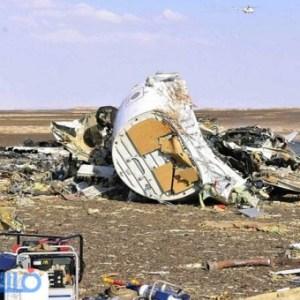 مصدر أمريكي : يفسر سبب سقوط الطائرة الروسية المنكوبة إير باص 321