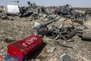 تفريغ سبع ثواني أخيرة قبل سقوط الطائرة الروسية في الخارج