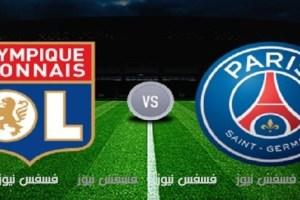 أهداف مباراة باريس سان جيرمان وليون يوتيوب ملخص مباراة باريس سان جيرمان اليوم تعليق عصام الشوالي