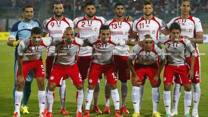 منتخب تونس المشارك في أمم أفريقيا