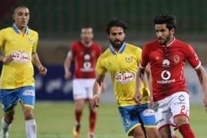 نتيجة مباراة الأهلي والمقاولون العرب في الدوري المصري الممتاز
