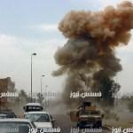 أنفجارات جديده في شمال سيناء