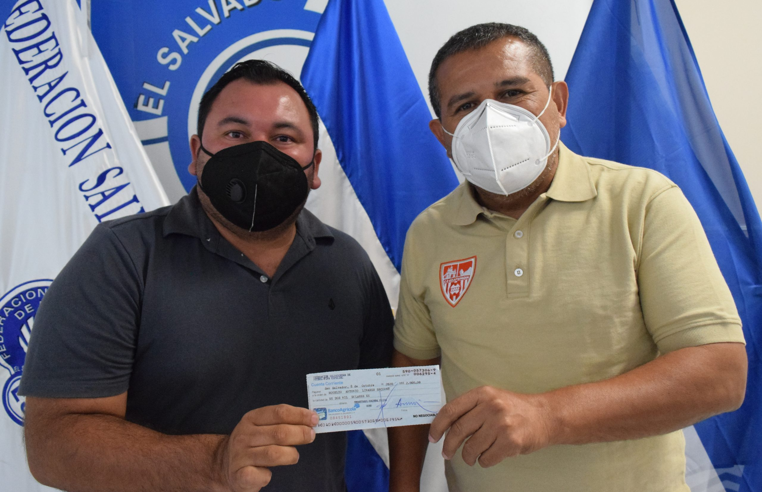 Señor Antonio Linares de Club Deportivo Juventud Candelareña de Candelaria la Frontera, Santa Ana