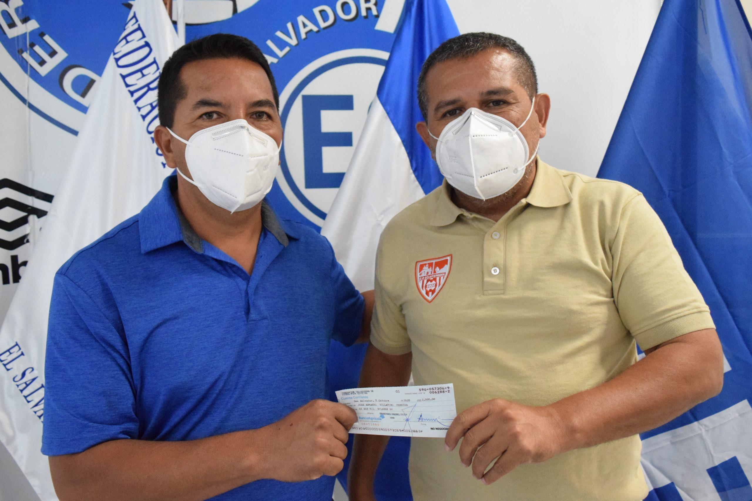 Señor José Villatoro de Corinto Fútbol Club, Corinto, Morazán