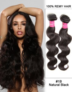 natural black body wave brazilian remy hair weave weft human extensions also shop by length rh feshfen