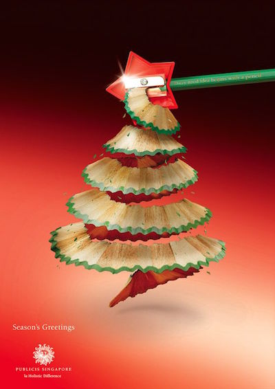 Top 20 Christmas Print Adverts From Around The World