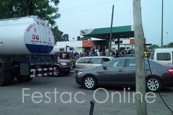 2 Dead ,1 Injured At Forte Oil Station 21 Road Festac Town.