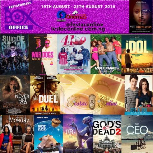 Festaconline-Box-Office-Silverbird-Cinemas-Listing-19TH-August-25th-august-2016