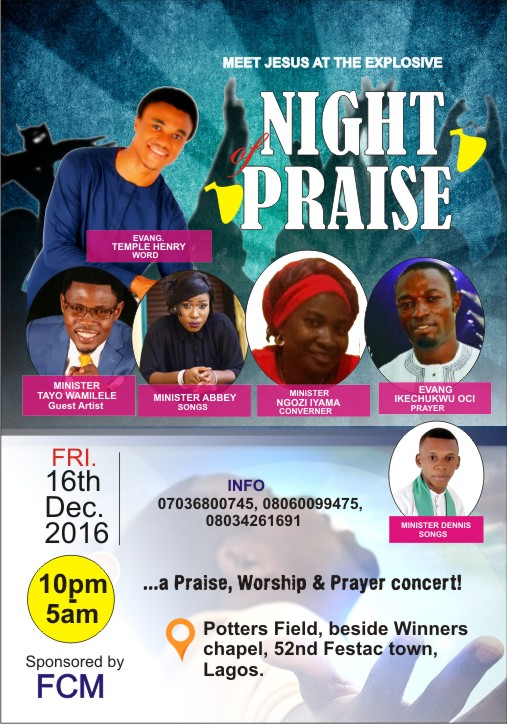night-of-praise-potters-house-festac-town